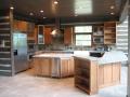 EWP - Custom Kitchen - Maple - Custom Stain